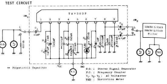 TA7323P