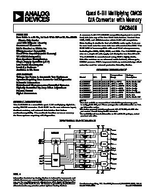 DAC8408ET image