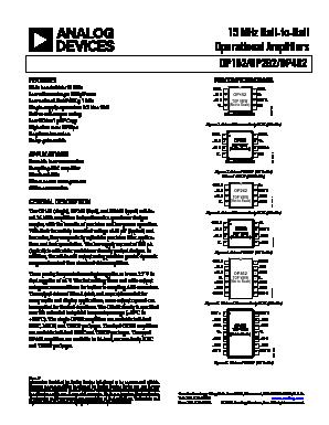 OP462GSZ-REEL image