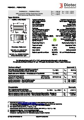 P4SMAJ8.5 image