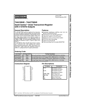 74ACQ464ASPCX image