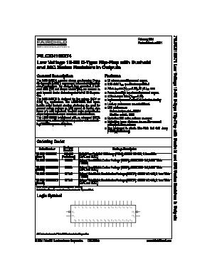 74LCXH162374GX image