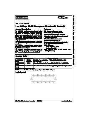74LCXH16373MTD image
