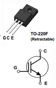FGPF4536 Datasheet PDF - Fairchild Semiconductor