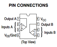 LM358N Datasheet PDF - ON Semiconductor