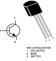 BC548 Fairchild Semiconductor, BC548 Datasheet