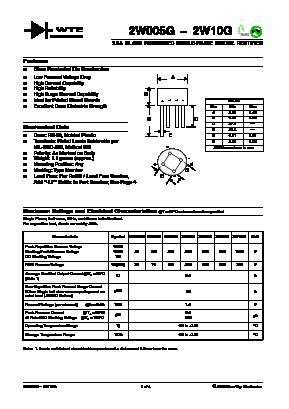 2W005G-LF image